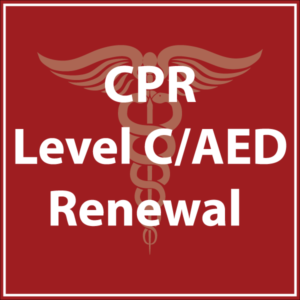 CPR C AED Renewal