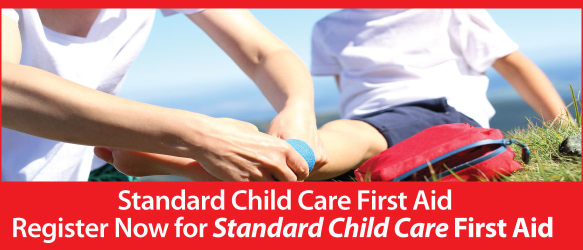 Childcare First Aid Course