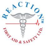 Reaction First Aid & Safety Ltd. Logo