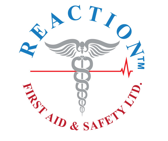 Reaction First Aid & Safety Ltd. Logo