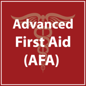 Advanced First Aid Course