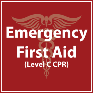 Emergency First Aid Level C CPR