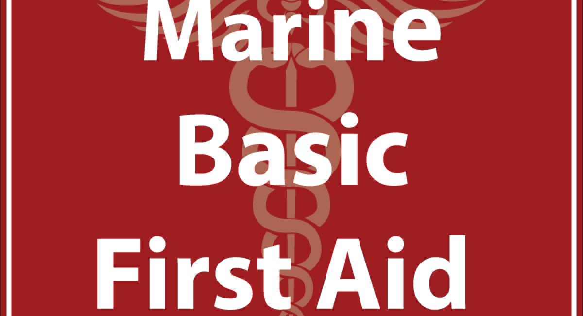 Marine-Basic-First-Aid