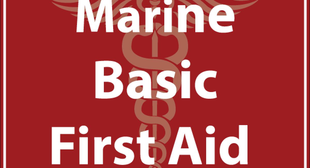 Marine-Basic-First-Aid